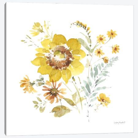 Sunflowers Forever VIII Canvas Print #UDI370} by Lisa Audit Canvas Art Print