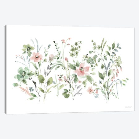 Inner Garden I Canvas Print #UDI381} by Lisa Audit Canvas Wall Art