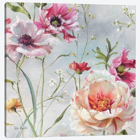 Antique Garden III Canvas Print #UDI3} by Lisa Audit Canvas Art Print