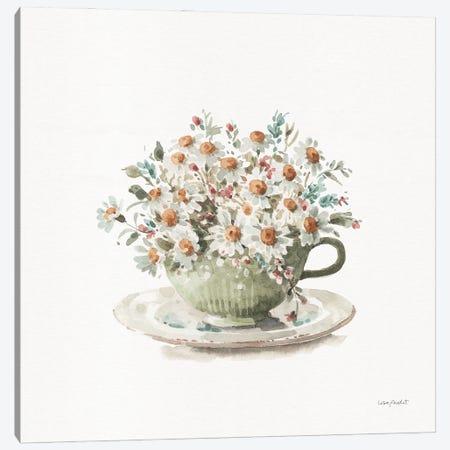 Garden Tea I Canvas Print #UDI417} by Lisa Audit Canvas Art Print