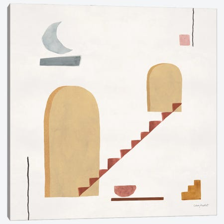 Mi Casa II Canvas Print #UDI446} by Lisa Audit Canvas Art