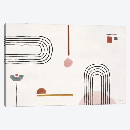 Sierra Abstract IV Canvas Print #UDI456} by Lisa Audit Art Print