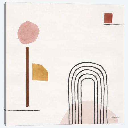 Sierra Abstract V Canvas Print #UDI457} by Lisa Audit Art Print