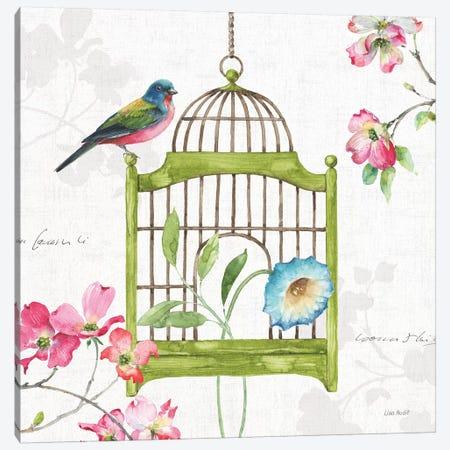Dogwood Garden V Canvas Print #UDI45} by Lisa Audit Canvas Art