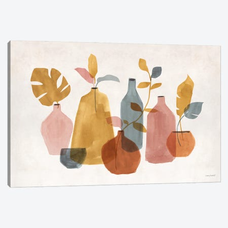 Terracotta I Canvas Print #UDI470} by Lisa Audit Canvas Art