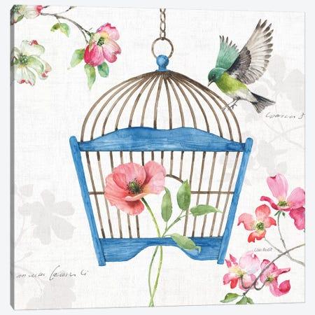 Dogwood Garden VIII Canvas Print #UDI48} by Lisa Audit Art Print