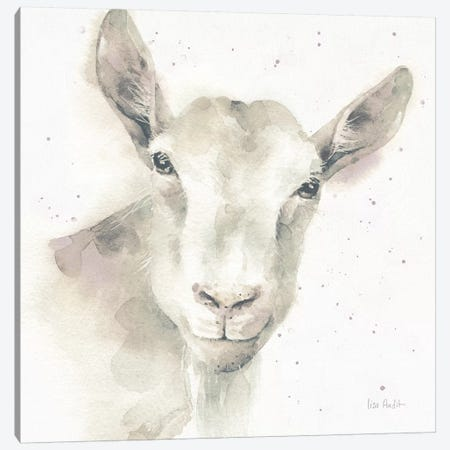 Farm Friends I  Canvas Print #UDI4} by Lisa Audit Canvas Wall Art