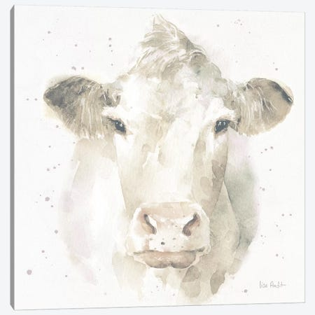 Farm Friends II Canvas Print #UDI5} by Lisa Audit Canvas Artwork