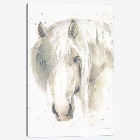 Farm Friends VI v2 Neutral Canvas Print #UDI60} by Lisa Audit Art Print