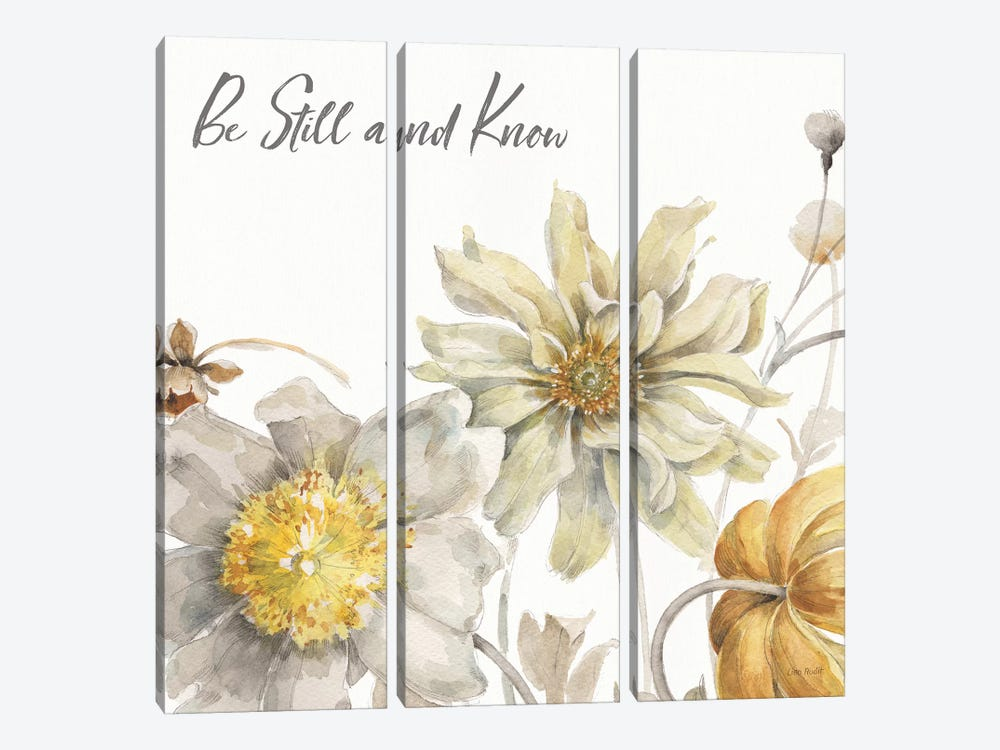 Fields of Gold III Know by Lisa Audit 3-piece Art Print
