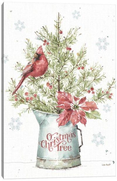 A Christmas Weekend II Canvas Art Print