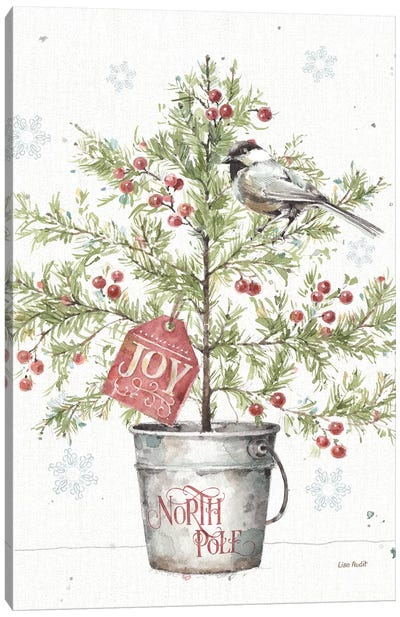 A Christmas Weekend III Canvas Art Print