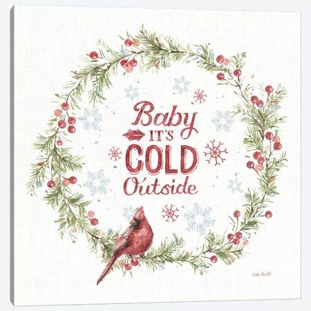 A Christmas Weekend VI Canvas Print #UDI95} by Lisa Audit Art Print