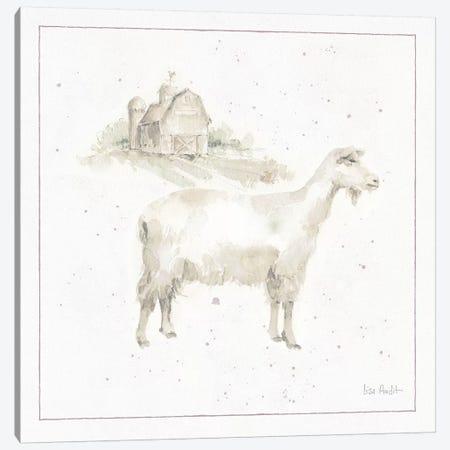 Farm Friends VII Canvas Print #UDI9} by Lisa Audit Canvas Art Print