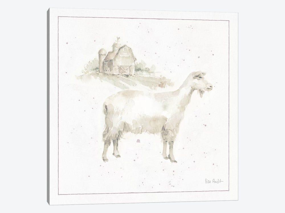 Farm Friends VII by Lisa Audit 1-piece Canvas Art