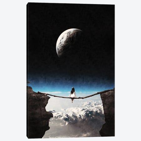 Perfect View Canvas Print #UDT104} by Underdott Art Art Print