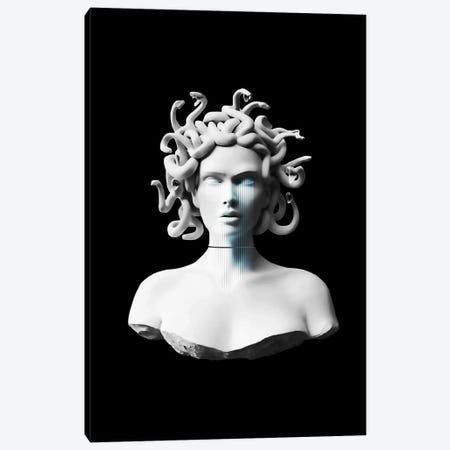 Decontructed Medusa Canvas Print #UDT155} by Underdott Art Canvas Art