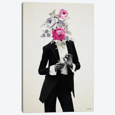 Blossom Canvas Print #UDT18} by Underdott Art Canvas Art Print
