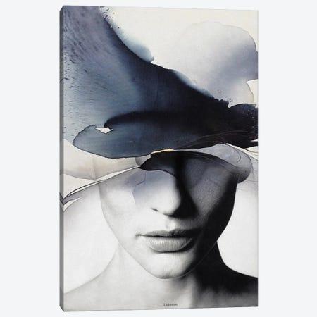 Blue Dream Canvas Print #UDT19} by Underdott Art Art Print