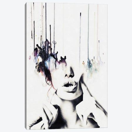 Cheeks Canvas Print #UDT23} by Underdott Art Canvas Artwork