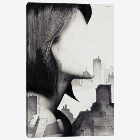Faded Canvas Print #UDT46} by Underdott Art Canvas Print