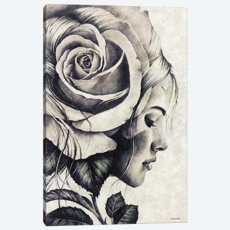 Florescence Canvas Print #UDT49} by Underdott Art Canvas Wall Art