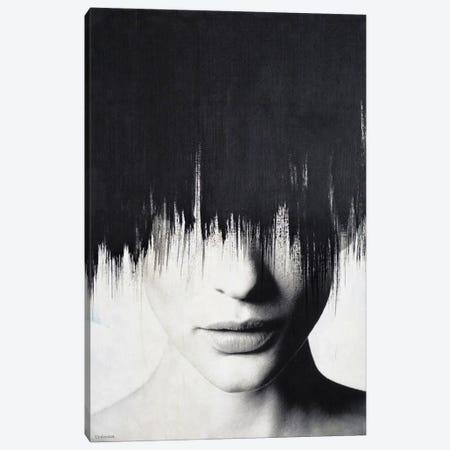 Hidden Beauty Canvas Print #UDT61} by Underdott Art Canvas Artwork