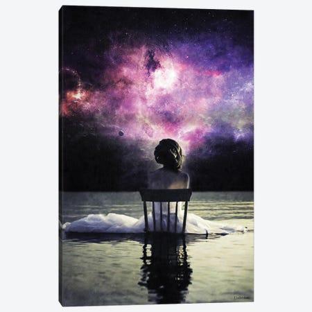 I Believe Canvas Print #UDT63} by Underdott Art Canvas Wall Art
