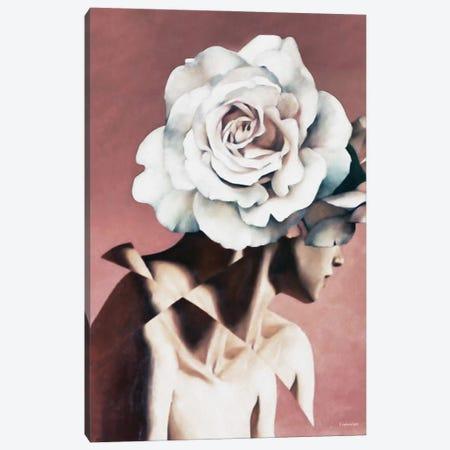 In Full Bloom Canvas Print #UDT69} by Underdott Art Canvas Artwork