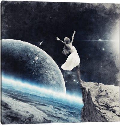 Leap Of Faith Canvas Art Print