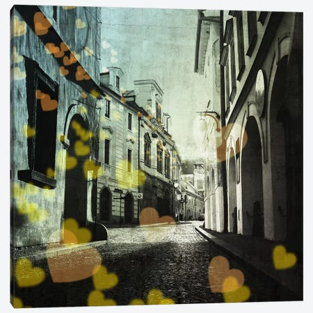 Sentimental Scenery Canvas Print #ULE10} by 5by5collective Art Print