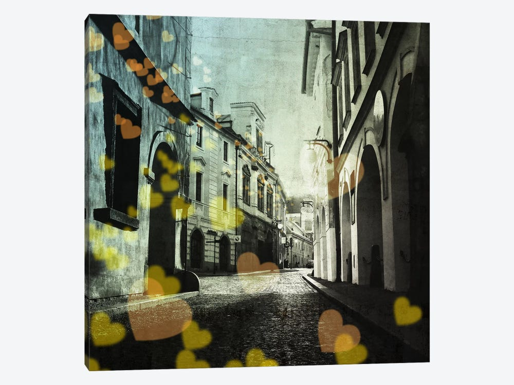 Sentimental Scenery by 5by5collective 1-piece Canvas Art Print