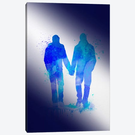 More than a Friendship Canvas Print #ULE16} by 5by5collective Canvas Artwork