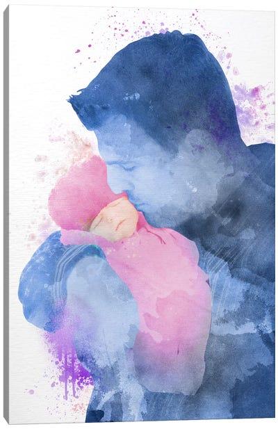 My Dear Girl Canvas Art Print