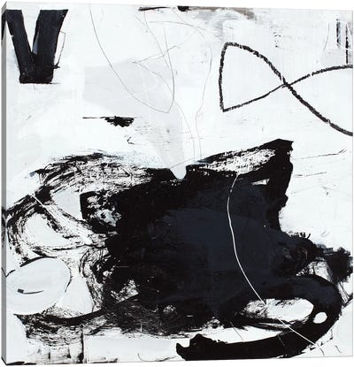 Momentum Canvas Art Print