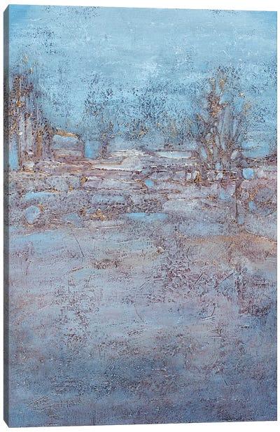 Morning Canvas Art Print