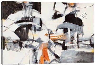 Postscript Canvas Art Print