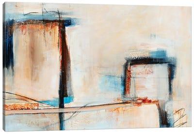 Rising Dimensionality Canvas Art Print