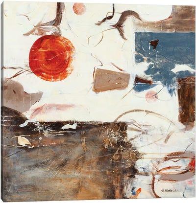 River Whisper Canvas Art Print