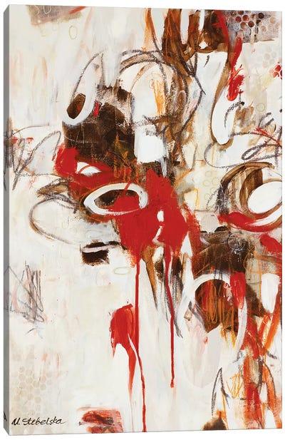 Assertion Canvas Art Print