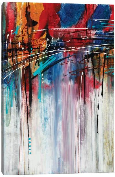Composition 921 Canvas Art Print
