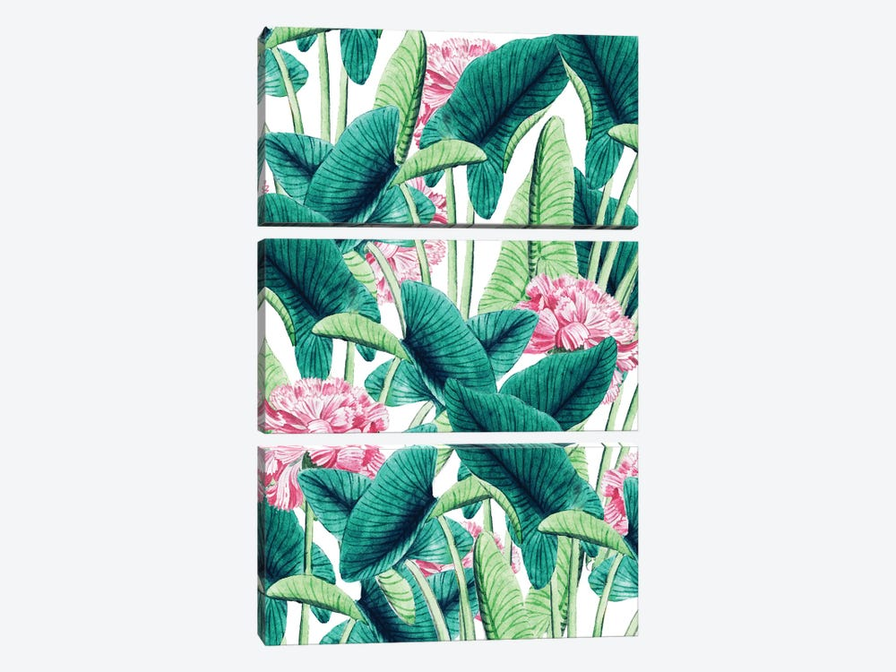 Lovely Botanical by 83 Oranges 3-piece Canvas Art Print