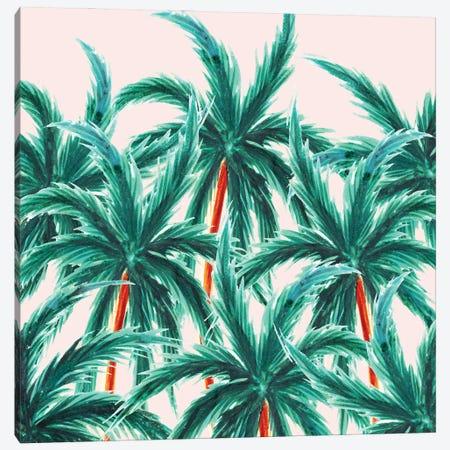 Coconut Trees Canvas Print #UMA1006} by 83 Oranges Canvas Wall Art