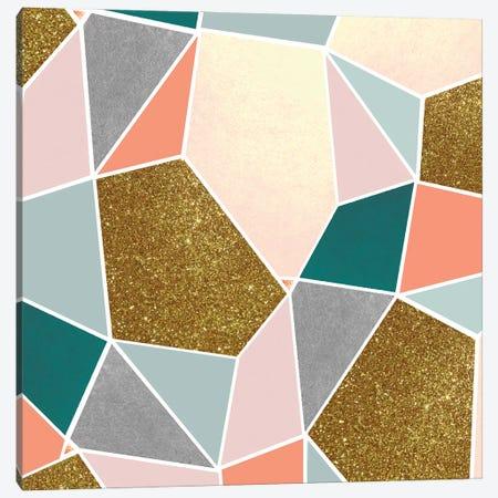 Geometric Canvas Print #UMA1009} by 83 Oranges Art Print