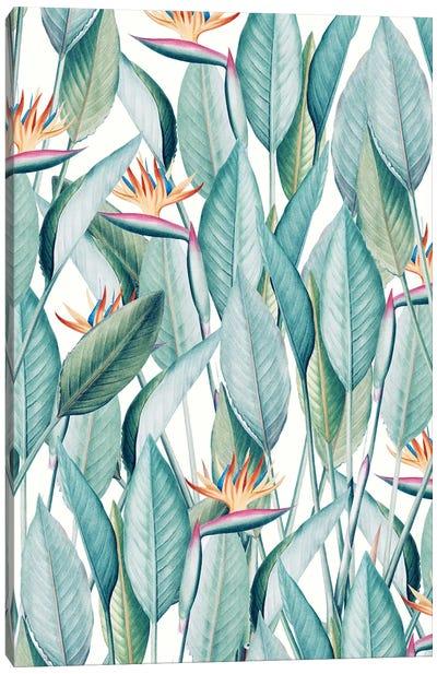 Back To Paradise Island Canvas Art Print
