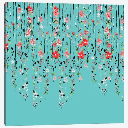 Floral Dilemma Canvas Print #UMA1023} by 83 Oranges Canvas Art Print