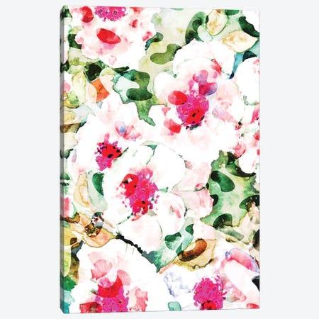 Flower Love Canvas Print #UMA1045} by 83 Oranges Canvas Artwork