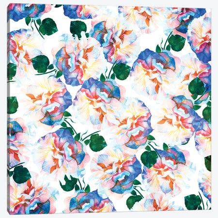 Wild Flora Canvas Print #UMA1062} by 83 Oranges Canvas Print