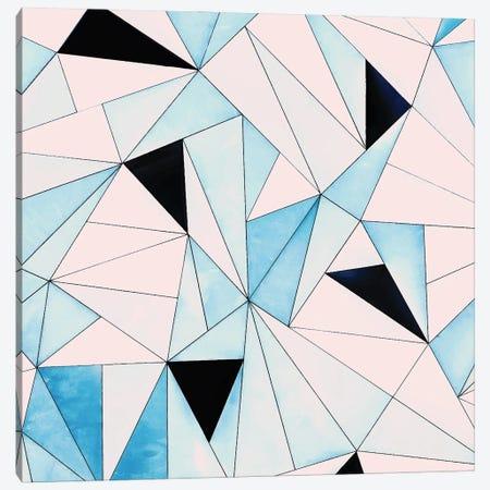 Geometric Washout Canvas Print #UMA1068} by 83 Oranges Canvas Print