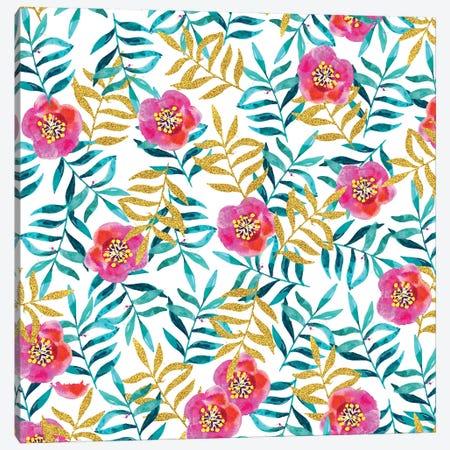 Floral Sweetness Canvas Print #UMA1076} by 83 Oranges Canvas Art Print